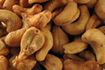 Cashew Nuts Close-Up